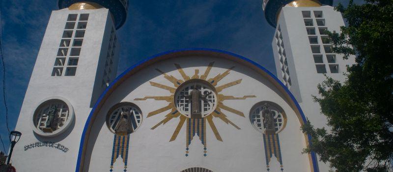 Iglesia Acapulco