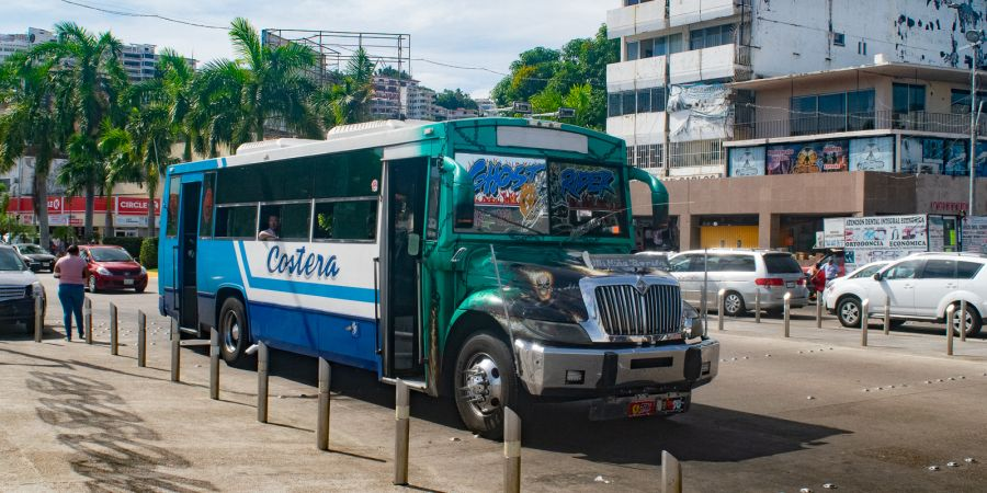 Transporte Urbano Acapulco